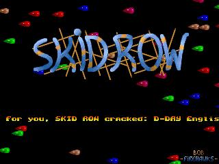 Skid Row – D-Day
