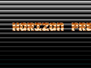 Horizon – Power Drome