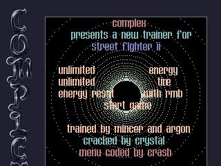 Complex – Street Fighter 2