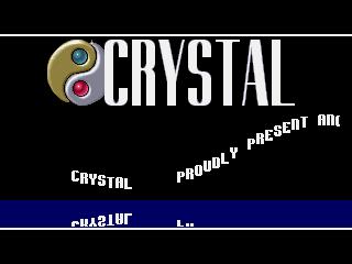 Crystal – WordsWorth