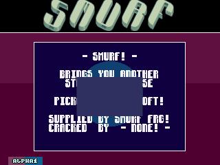 Smurf – Pickout