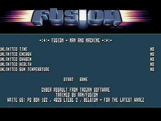 Fusion – Man and Machine