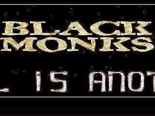 Black Monks – Test Drive 2
