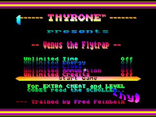 Thyrone – Venus Flytrap